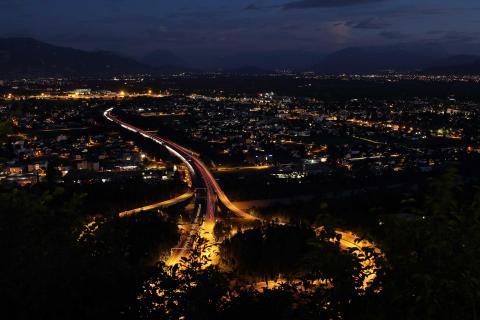 36 Hoch hinaus: Stadt von oben Lebenslinie