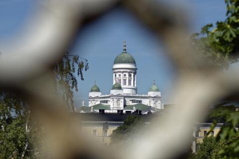 Weiße Kathedrale, Helsinki