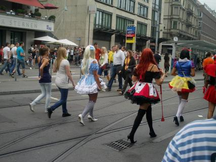 Streetparade 2010
