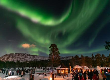 Alta Norwegen_Polarlicht_2019 (1 von 1)