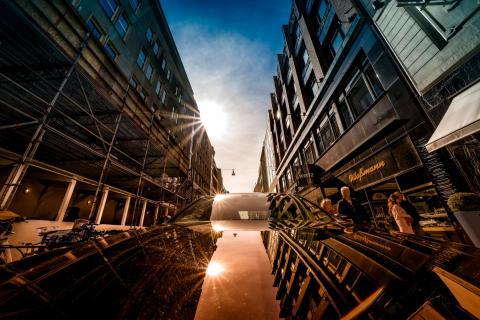 Hamburg Spiegelung I