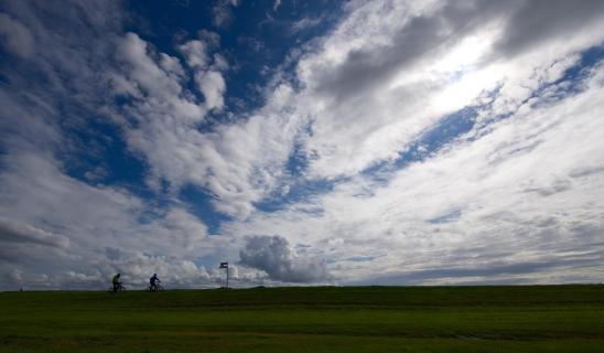 Radtour to the sky