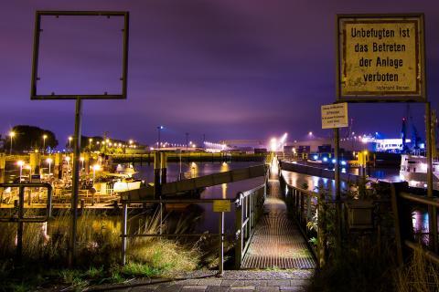 Lankenauer Hafen