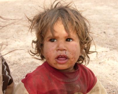 Kind ohne Hoffnung