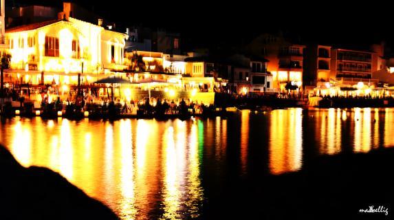 Palma de Mallorca | Andratx Hafen at night