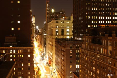 New York | The city which never sleeps