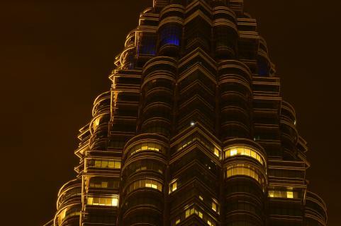 Golden Petronas