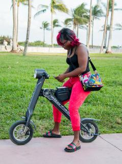 Leben am Miami Beach
