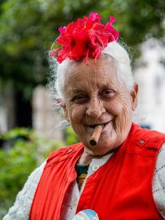Einheimische in Havanna