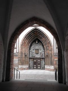 Architektur in Stralsund