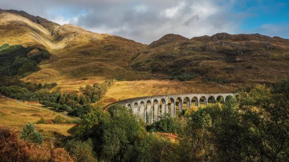 Schottische West Highlands