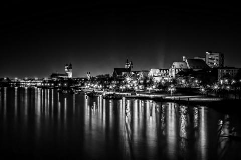 Die Kirchen von Magdeburg