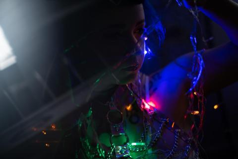 Der Schein der Lichter