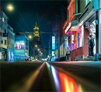 Streets of Saarbrücken
