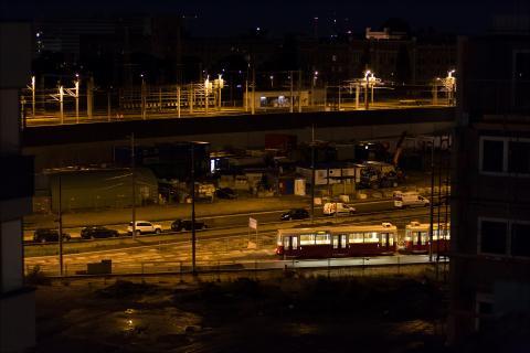 Sleeping Bahn