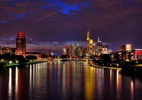 Skyline Frankfurt I