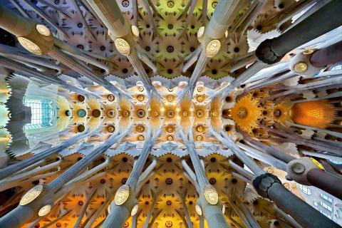 Faszination Sagrada Familia
