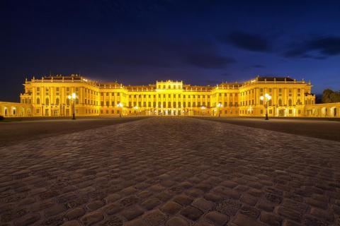 Der goldene Palast