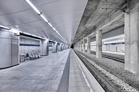 Bahnhof VIE
