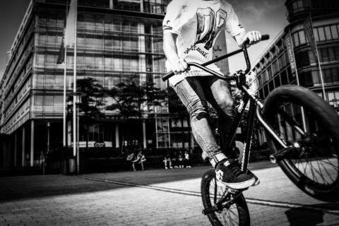 BMX Freesytler 3