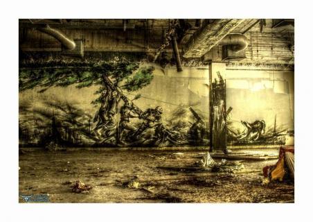 Berliner Ruine 1
