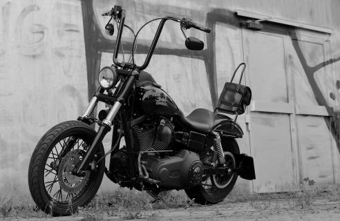 Harley black-grey
