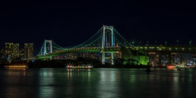 Rainbow Bridge Tokyo Bay
