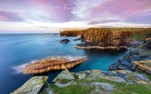 Schottland Leuchtturm