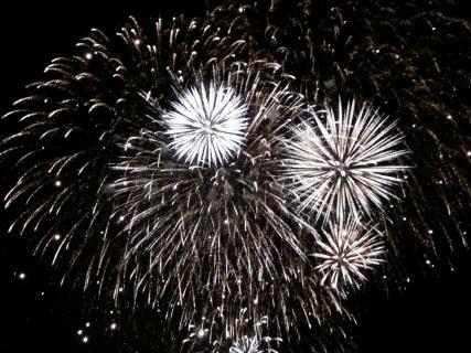 Feuerwerk Japantag 26. Mai 2018