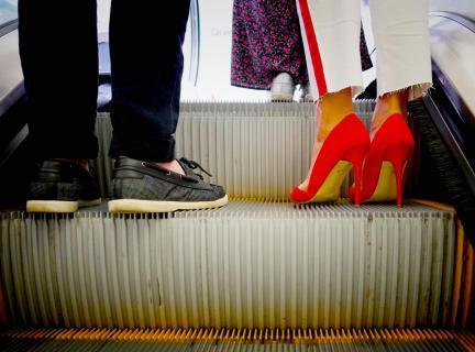 Schuhe machen Leute 1