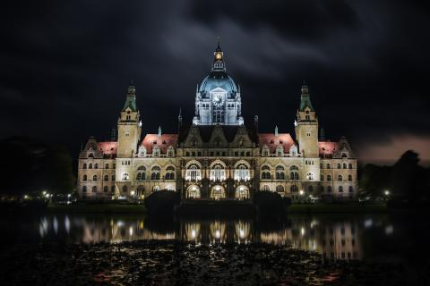 Cityhall of Hannover