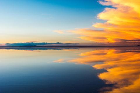 Altiplano, Salar de Uyuni