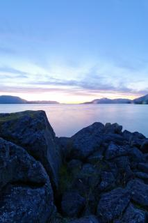 ~Abend am Fjord~