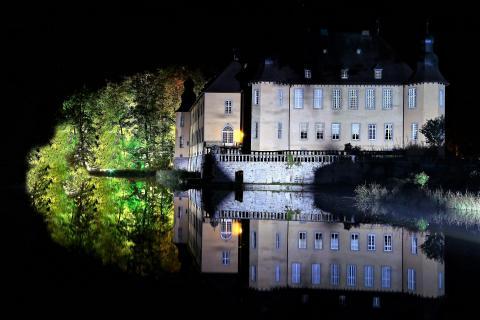 Schloss Dyck.