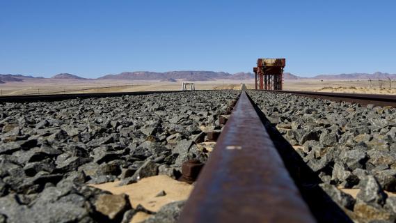 Fluchtpunkt Namibia 1