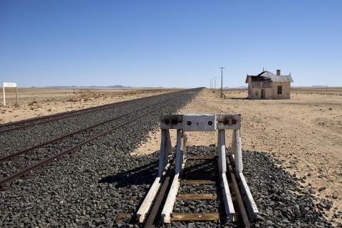 Fluchtpunkt Namibia 2