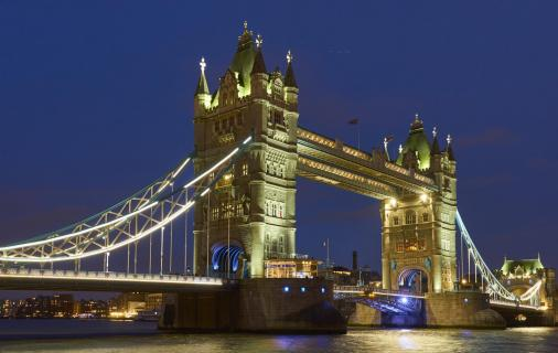 London - Tower Bridge 1