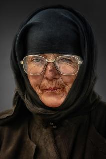 griechische Nonne