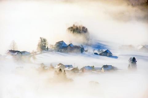 Nebelreißen