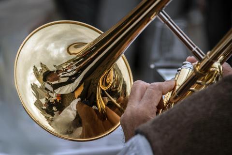 Spiegelung im Metalinstrument