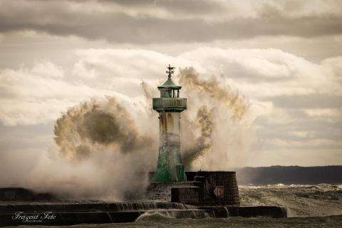 Stormy Lighthouse
