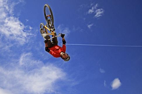 Xtreme Biking
