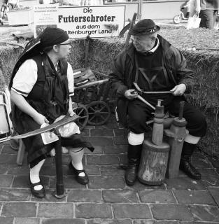 Altenburger Futterschroter