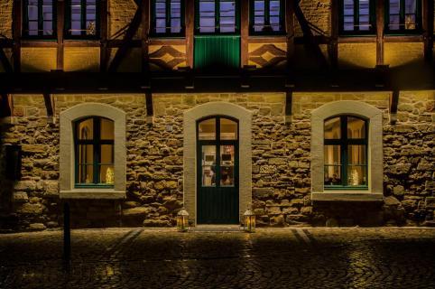 Schlossmühle Eingang