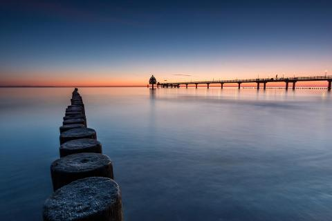 Zingst before Sunrise