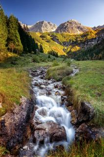 Wanderparadies Alpen...