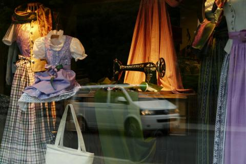 Shoppingtour durch Schliersee