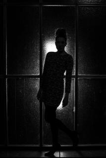 im Schatten