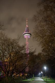 Lichterspektakel Luisenpark Mannheim