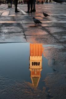 Venezia Campanile Invers